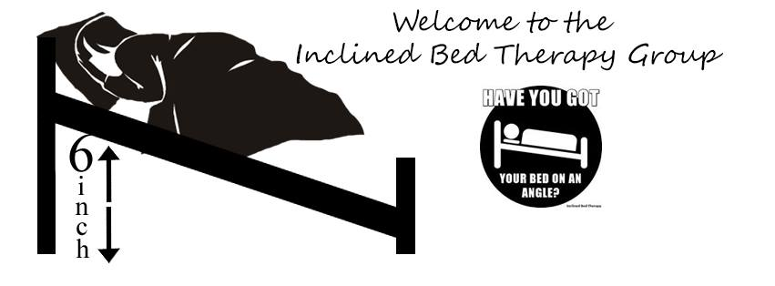 Inclined Bed Therapy IBT Sleep Forum