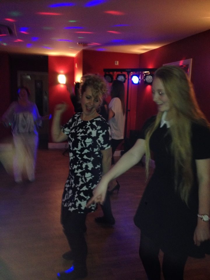 sharon dances after serious spinal injury ibt